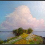 Dirk Smorenberg 1883 - 1960 Oud-Loosdrecht, Holland A Lambre